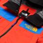 Женская куртка The North Face Team Kit Flare/Bomber Blue/TNF Black фото - 1