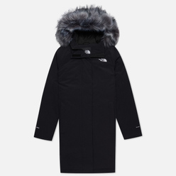 Женская куртка парка The North Face Arctic TNF Black/TNF White