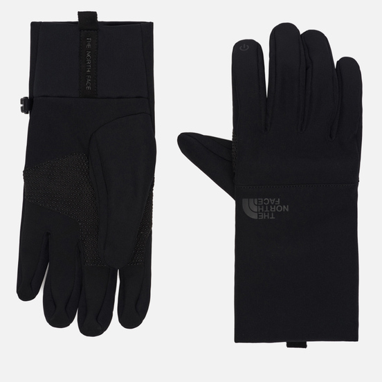 Перчатки The North Face Apex+ Etip TNF Black