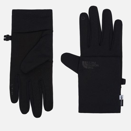 Перчатки The North Face Etip Recycled TNF Black