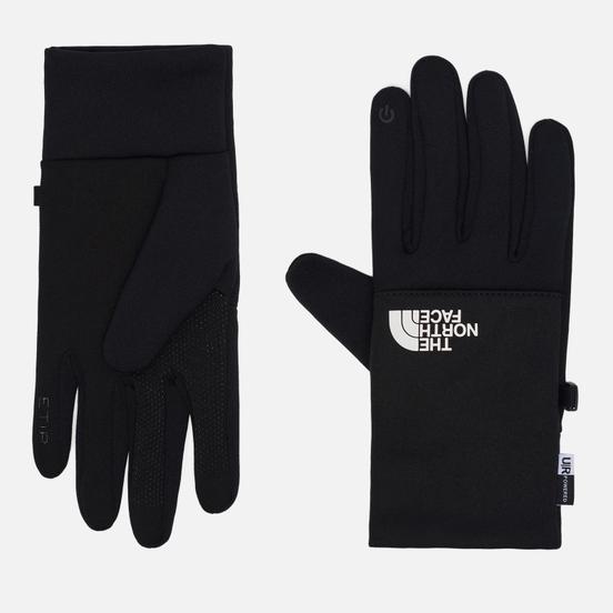 Перчатки The North Face Etip Recycled TNF Black/TNF White