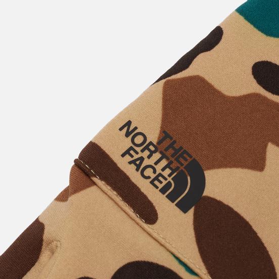 Перчатки The North Face Etip Recycled Clear Lake Blue Himalayan Camo Print