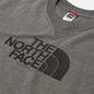 Мужская толстовка The North Face Drew Peak Crew TNF Medium Grey Heather/TNF Black фото - 1