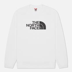 Мужская толстовка The North Face Drew Peak Crew TNF White/TNF Black