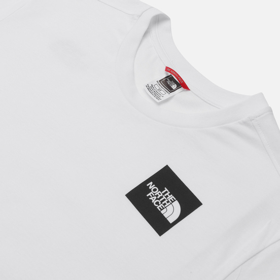 Женская футболка The North Face Boyfriend Fine TNF White
