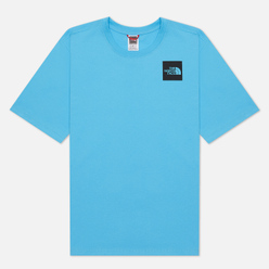 Женская футболка The North Face Boyfriend Fine Ethereal Blue