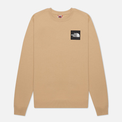Мужская толстовка The North Face Blackbox Logo Crew Hawthorne Khaki