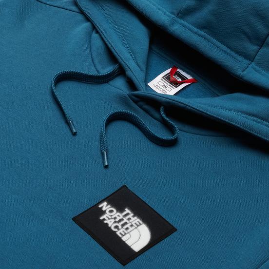 Мужская толстовка The North Face Blackbox Logo Hoodie Mallard Blue