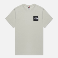 Мужская футболка The North Face Blackbox Logo Tin Grey