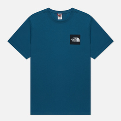 Мужская футболка The North Face Blackbox Logo Mallard Blue