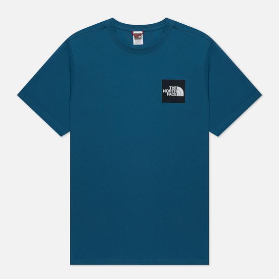 Мужская футболка The North Face Blackbox Logo Mallard Blue