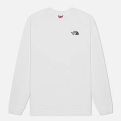 Мужская толстовка The North Face Raglan Redbox Crew TNF White