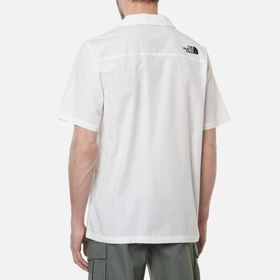 Мужская рубашка The North Face SS Black Box TNF White