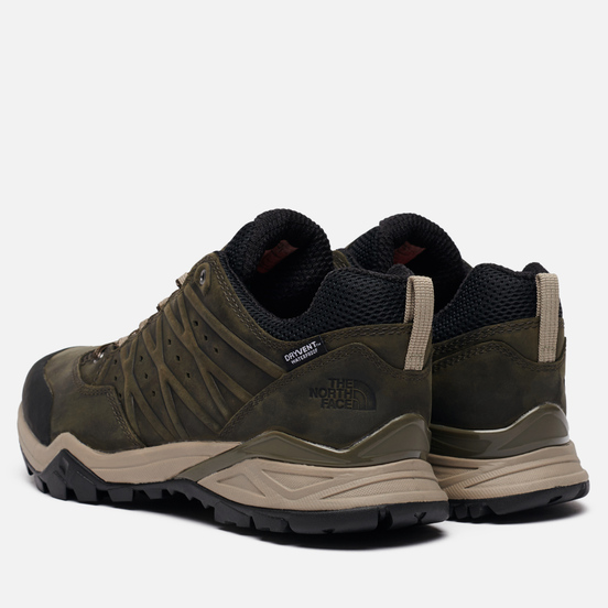Мужские ботинки The North Face Hedgehog Hike II Mid WP Tarmac Green/TNF Black
