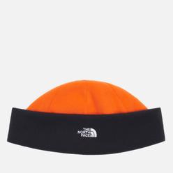 Шапка The North Face Denali Red Orange