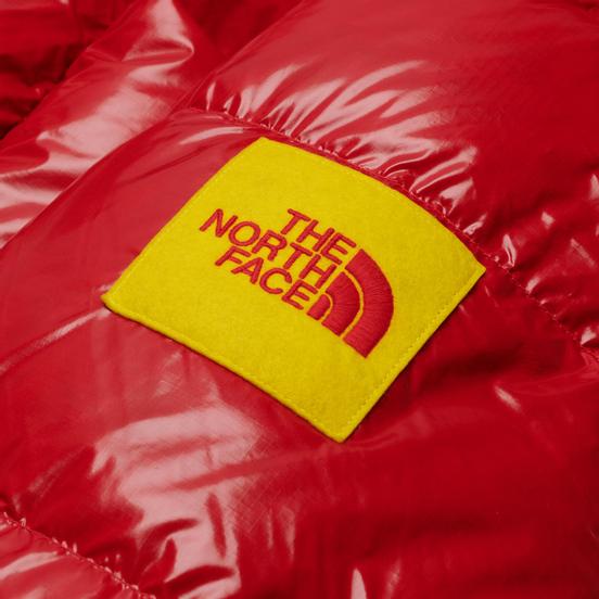 Мужской пуховик The North Face Brown Label Ripstop Down TNF Red