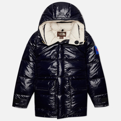 Мужской пуховик The North Face Brown Label Ripstop Down Aviator Navy