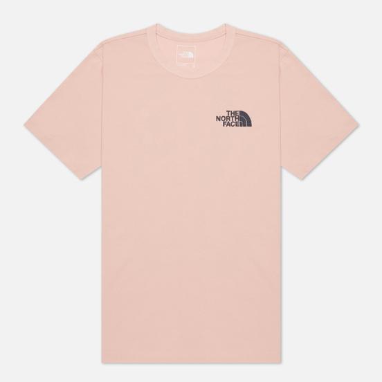 Мужская футболка The North Face Himalayan Bottle Source Evening Sand Pink