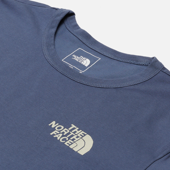 Мужская футболка The North Face Himalayan Bottle Source Vintage Indigo
