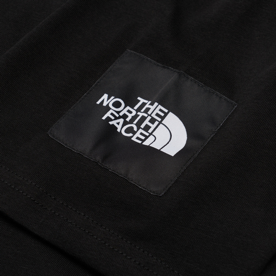 Мужская футболка The North Face Black Box Search And Rescue TNF Black