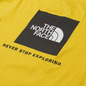 Мужская футболка The North Face Black Box Search And Rescue Lightning Yellow фото - 2