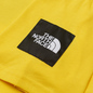 Мужская футболка The North Face Black Box Search And Rescue Lightning Yellow фото - 3