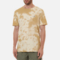 Мужская футболка The North Face Natural Dye Twill Beige Wash фото - 2