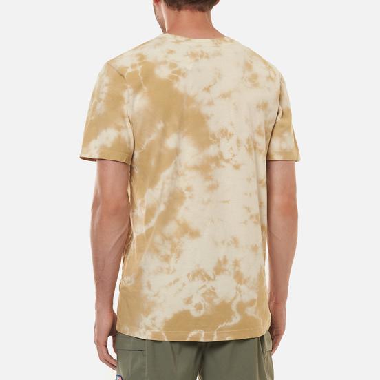Мужская футболка The North Face Natural Dye Twill Beige Wash