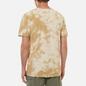 Мужская футболка The North Face Natural Dye Twill Beige Wash фото - 3