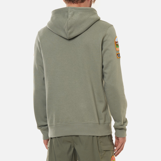 Мужская толстовка The North Face Patch Pullover Hoody Agave Green
