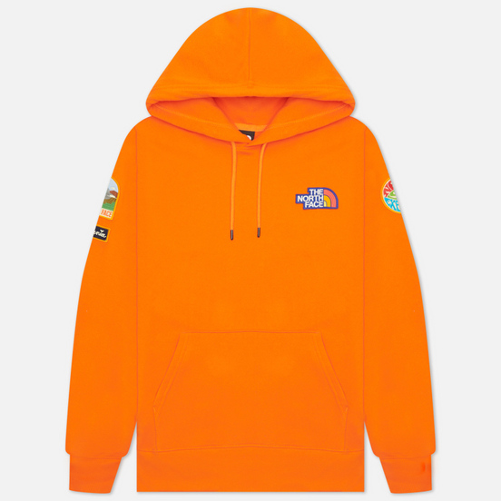 Мужская толстовка The North Face Patch Pullover Hoody Flame