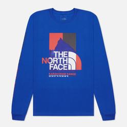 Мужской лонгслив The North Face LS Karakoram TNF Blue