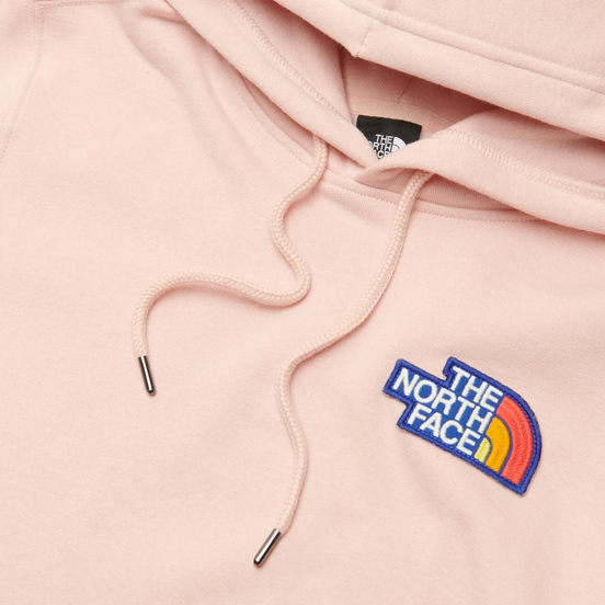 Женская толстовка The North Face Patch Pullover Hoody Evening Sand Pink