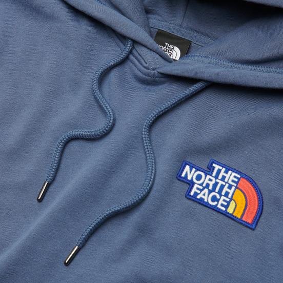 Женская толстовка The North Face Patch Pullover Hoody Vintage Indigo