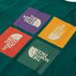 Мужская футболка The North Face One Icon Evergreen фото - 2
