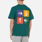 Мужская футболка The North Face One Icon Evergreen фото - 4