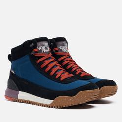 Мужские ботинки The North Face Back To Berkeley III Textile Waterproof Monterey Blue/TNF Black