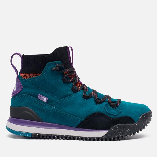 Мужские ботинки The North Face Back To Berkeley III Sport Waterproof Shaded Spruce/TNF Black