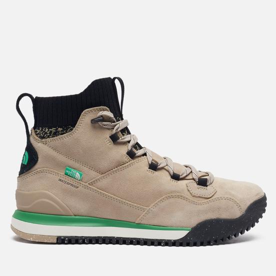Мужские ботинки The North Face Back To Berkeley III Sport Waterproof Flax/TNF Black