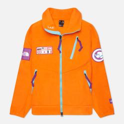 Мужская куртка The North Face CTAE Fleece Full Zip Red Orange