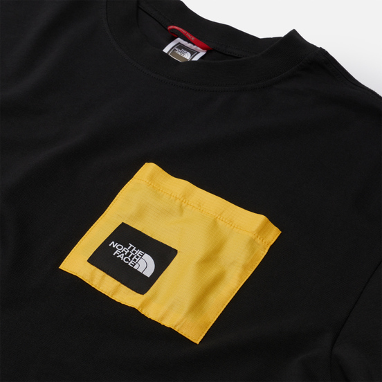 Мужская футболка The North Face Black Box Search And Rescue Pocket TNF Black
