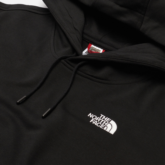 Мужская толстовка The North Face Oversized Essential Hoodie TNF Black