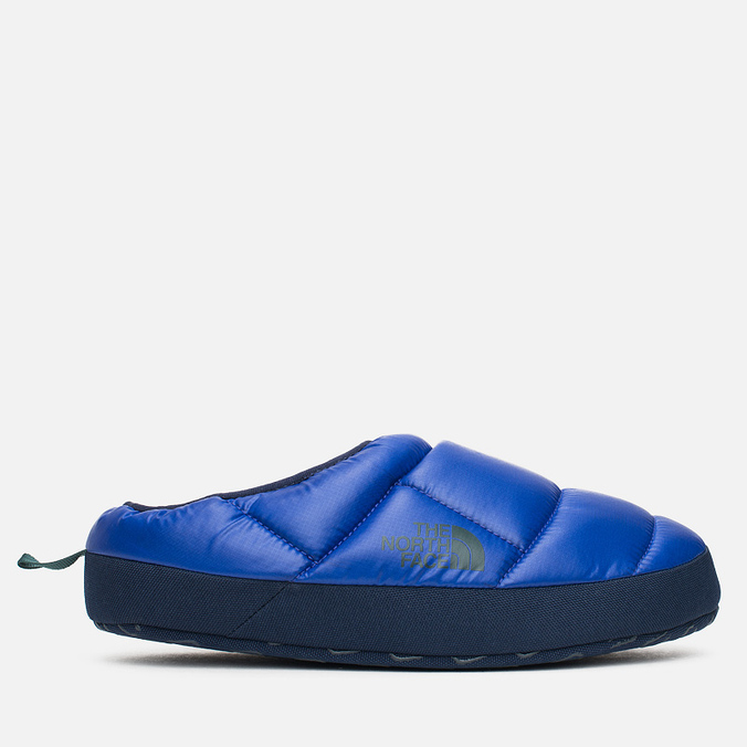 Мужские тапочки The North Face Nuptse Tent Mules III Blue