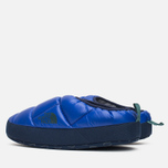Мужские тапочки The North Face Nuptse Tent Mules III Blue фото- 2