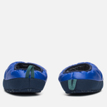 Мужские тапочки The North Face Nuptse Tent Mules III Blue фото- 3