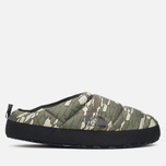 Мужские тапочки The North Face Nuptse Tent Mules III Camo фото- 0