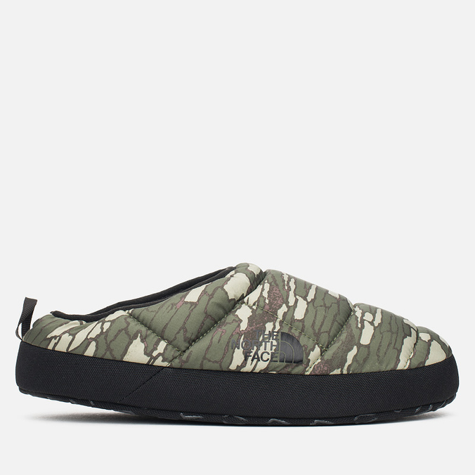 Мужские тапочки The North Face Nuptse Tent Mules III Camo
