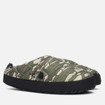 Мужские тапочки The North Face Nuptse Tent Mules III Camo фото- 1