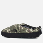 Мужские тапочки The North Face Nuptse Tent Mules III Camo фото- 2