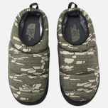 Мужские тапочки The North Face Nuptse Tent Mules III Camo фото- 4